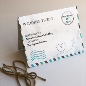 Wedding Ticket